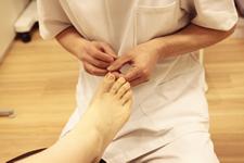 外反母趾の改善法