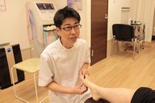 外反母趾治療